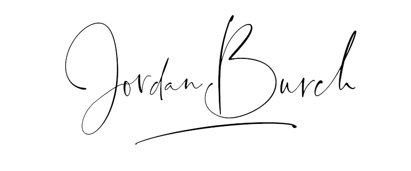 Jordan Burch Photography Logo