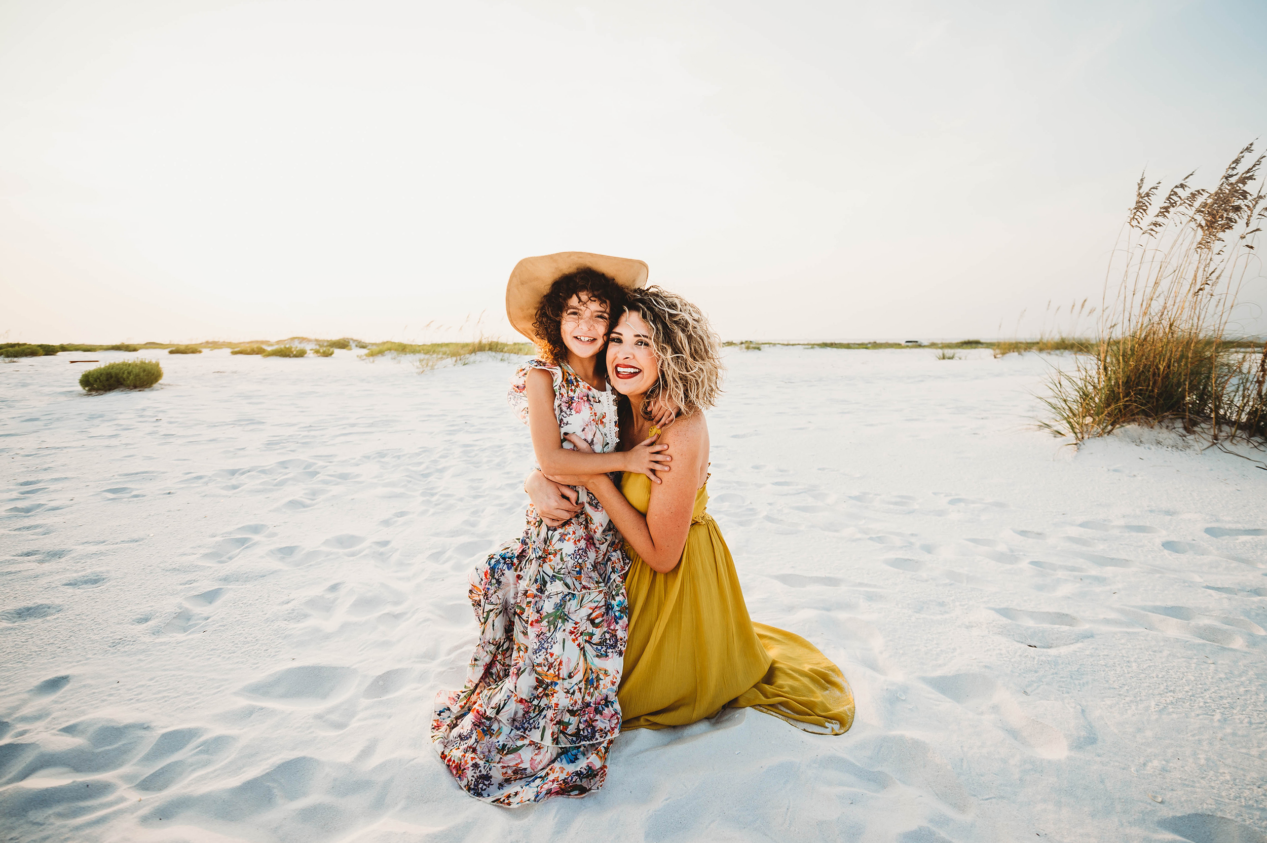 Jordan Burch Photography, Pensacola Beach Family Portraits