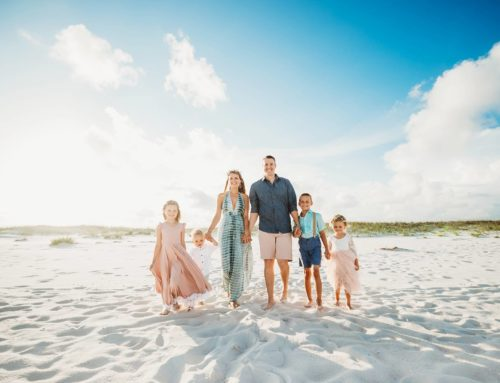Pensacola Beach Family