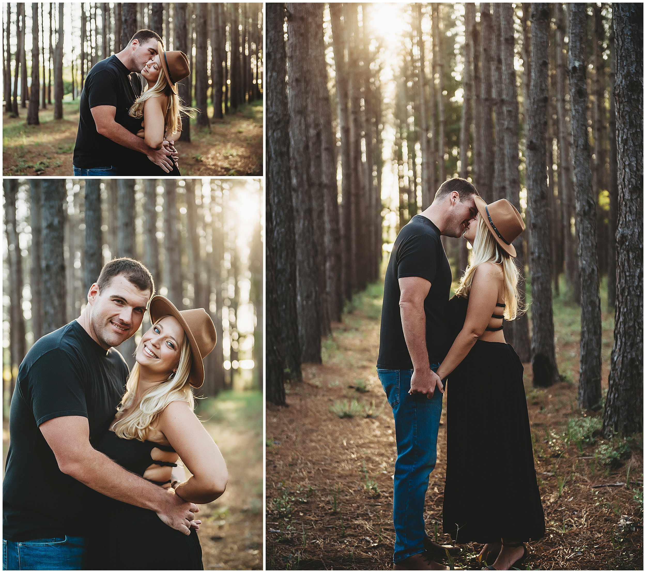 THE BURCH HOUSE ENGAGEMENT SESSION